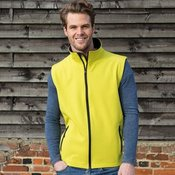 Printable softshell bodywarmer